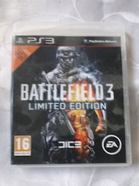 Battlefield 3 PS3 game  London