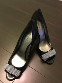 Nine West black  high heel Burnaby, V5G 2Y5