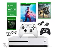 Xbox one with two controllers Brand new never been opened Parkville, 21234