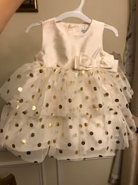Festive dress Carter's 3 months new with tags  Silver Spring, 20902