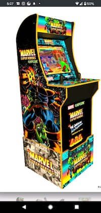 1up arcade machine mint condition for sale