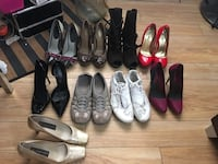 Shoes size 6 Edmonton, T5E 4C8