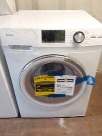 "#3842 - Brand New 24"" Haier all in one washer/dryer combination unit Candia"