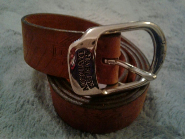 d893d8d824b Used brown leather Gucci belt with silver buckle for sale in Melbourne  Beach - letgo