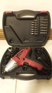 Impact Wrench with bits and sockets Whitchurch-Stouffville
