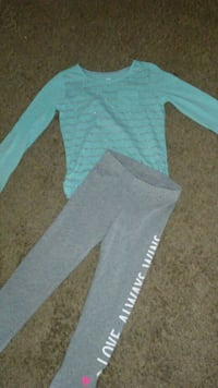 Leggings set Farmersville, 93223