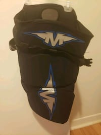 Mission padded ball hockey pants