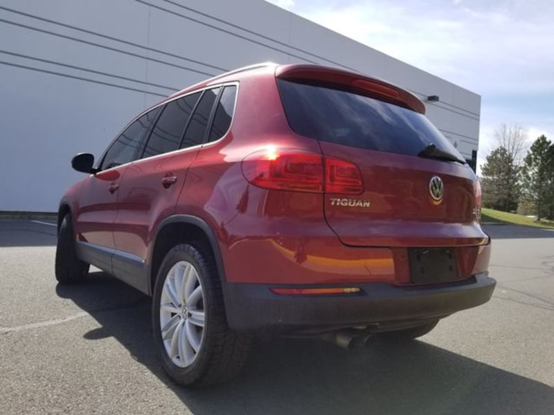 2012 Volkswagen Tiguan for sale 4