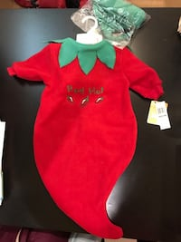 Red hot pepper costume  Gaithersburg, 20879