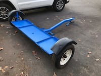 Car dolly extra wide small to full size vehicles 260 mi