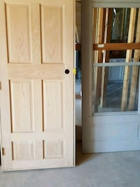 two white wooden door frames Orland Park, 60467