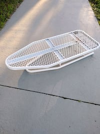 WHITE METAL IRONING BOARD  Cape Coral