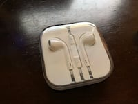 Two New Unopened EarPods from Apple Chicago, 60601