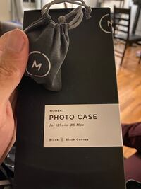 Moment Photo Case + Lens: iPhone XS Max Silver Spring, 20910