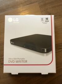LG portable DVD writer ARLINGTON