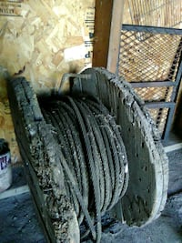 1/2 spool of cable  Wilkes-Barre Township, 18702