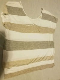 Stripped Top.