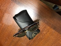 black framed Ray-Ban sunglasses Woodbridge, 22191