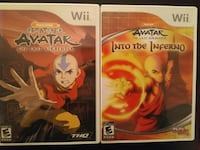 two Nintendo Wii games Vaughan, L4L