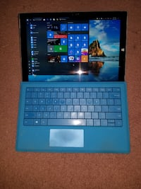 Microsoft Surface 3 with Lte (VERY RARE)   Win 10 with keyboard, Stylus, case and Charger.   In original box. Centreville