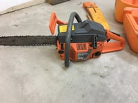 "Husqvarna 55cc 16"" bar chainsaw"