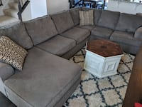 Ashley Furniture Sectional Aldie