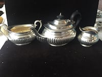 Birks sterling silver tea set Toronto, M2R 3N1