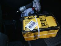 DeWalt cordless hand drill with case Indian Head, 20640