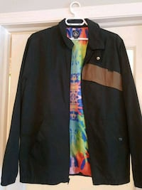 VOLCOM, Size M, Light Jacket Edmonton, T6M 2N5