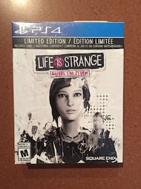 Life Is Strange Limited Edition (Brand New) Vancouver, V5R