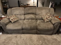 Couch,loveseat,reclining and two end tables Pensacola, 32506