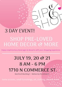 Resale/Rummage Shopping Experience Milwaukee, 53212
