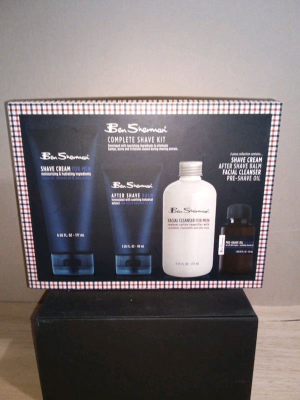 Ben Sherman Complete Shave Kit for Men Farther's Day is Soon bddb1ad6-77f2-43e2-ba62-65d50e031f2d