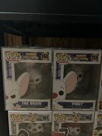 Pinky and the brain set vaulted  70$ Toronto, M9N 3A3