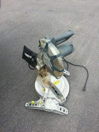 "10"" compound mitre saw Calgary, T2B 2K3"