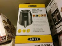 1.6 lb confectional airfryer new in box Hoffman Estates, 60169