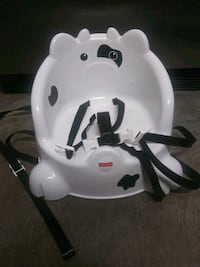 Like new Fisher Price infant to toddler seat