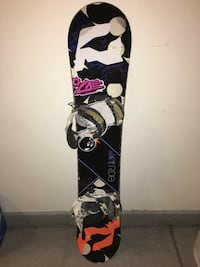 Ride compact 147 • with bindings Henderson, 89011