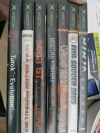 XBOX games all for 25 Golden Valley, 86413