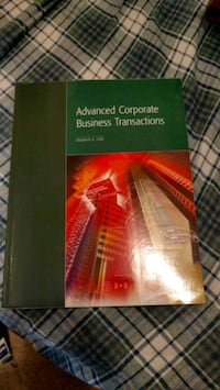Advanced corporate business transactions  Markham, L6E 1T6
