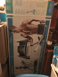 Weslo black and gray Crosswalk treadmill brand new never used still has the strapping on box....was told by surgeon I can't use this machine.... must sell urgent sell!!