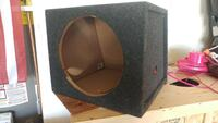 black square speaker box Reno, 89523