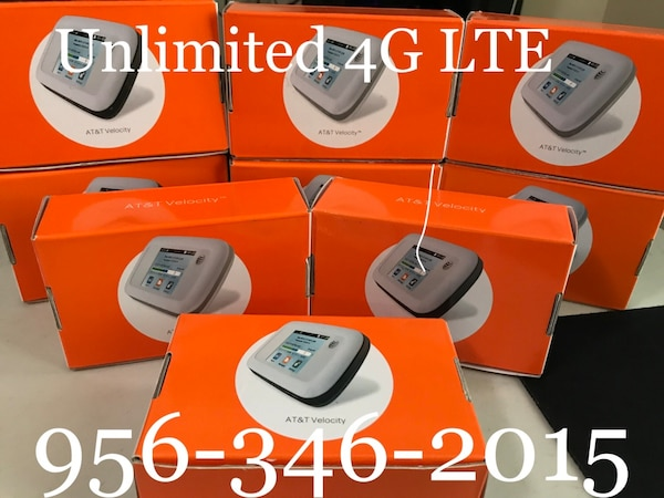 Unlimited 4G LTE If you're interested message me for more details