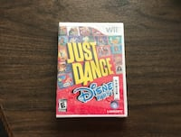 Brand New, Just Dance Disney Party For Wii Essa