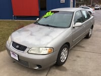 2000 Nissan Sentra 4dr Sdn XE Auto GUARANTEED CREDIT APPROVAL! Des Moines