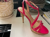 Guess size7 pink