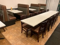 Restaurant furniture for sale Calgary, T2Y