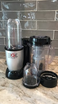 Magic Bullet Blender with Juicer Richmond, 23230