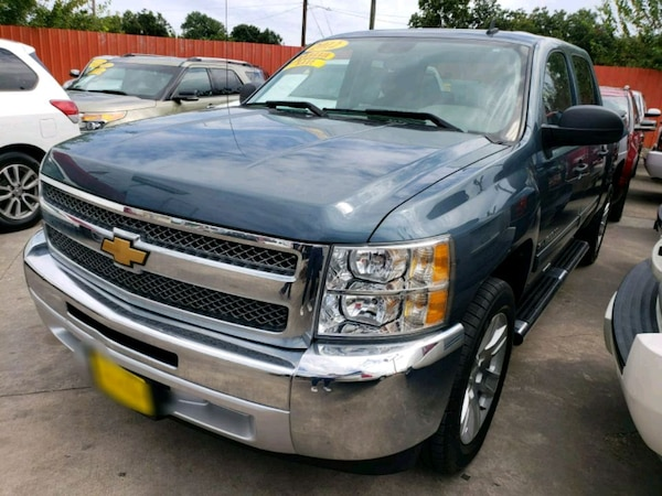 2013 Ford F-150 with 2000 of down payment