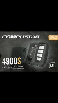 CS4900-S 2-Way Remote Start and Keyless Entry Germantown, 20874
